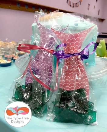 cheap mermaid party favors