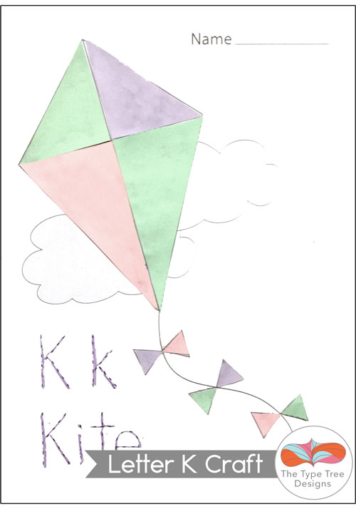 easy kite craft